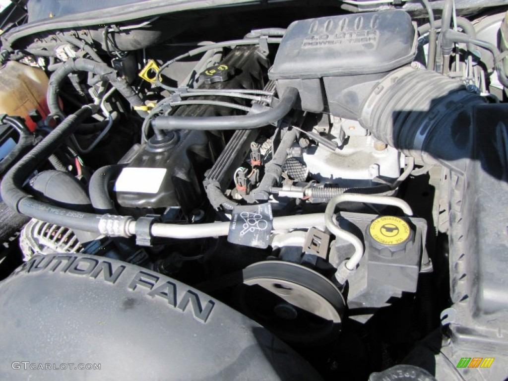 2003 jeep grand cherokee laredo 4 0 liter ohv 12 valve for Jeep grand cherokee laredo motor