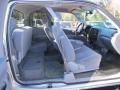 2000 Toyota Tundra Light Charcoal Interior Interior Photo