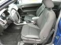 Charcoal Black 2008 Ford Focus Interiors