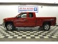 2012 Victory Red Chevrolet Silverado 1500 LT Extended Cab 4x4  photo #2