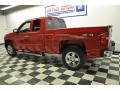 2012 Victory Red Chevrolet Silverado 1500 LT Extended Cab 4x4  photo #6