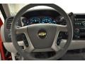 2012 Victory Red Chevrolet Silverado 1500 LT Extended Cab 4x4  photo #15