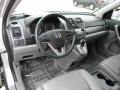 2009 Alabaster Silver Metallic Honda CR-V EX-L  photo #9