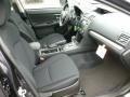 Black Interior Photo for 2012 Subaru Impreza #60325712
