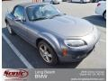 Galaxy Gray Mica 2007 Mazda MX-5 Miata Gallery