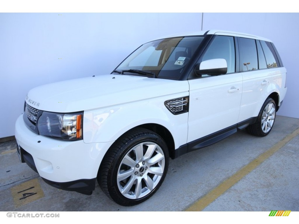 fuji white 2012 land rover range rover sport supercharged exterior photo 60352958. Black Bedroom Furniture Sets. Home Design Ideas