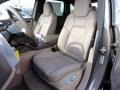 Front Seat of 2012 Cayenne S Hybrid