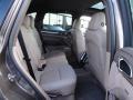 Rear Seat of 2012 Cayenne S Hybrid