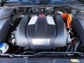 2012 Cayenne S Hybrid 3.0 Liter DFI Supercharged DOHC 24-Valve VVT V6 Gasoline/Electric Hybrid Engine
