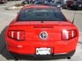2011 Race Red Ford Mustang V6 Premium Coupe  photo #7