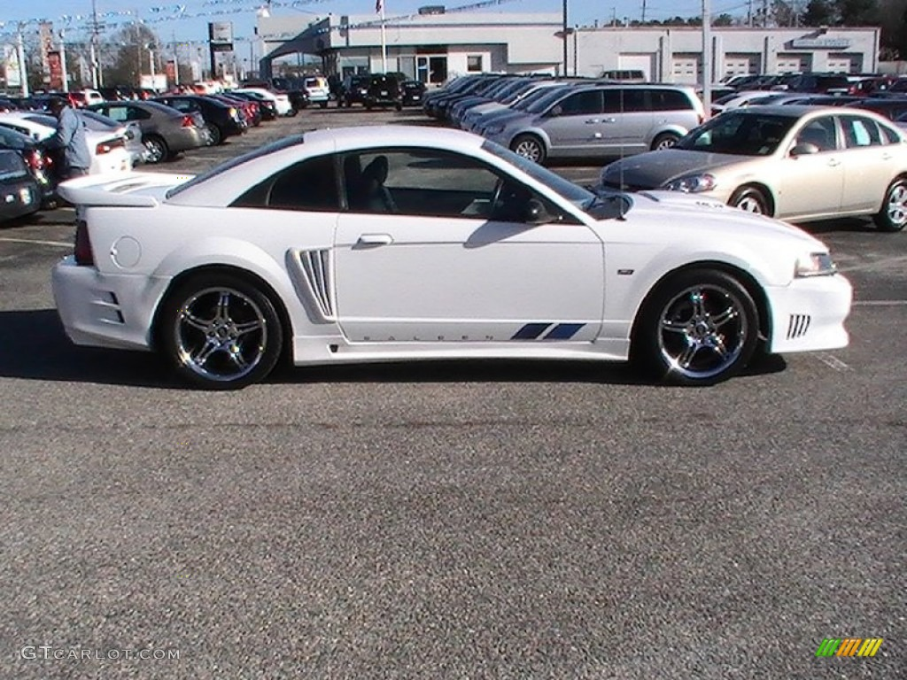 oxford white 2004 ford mustang saleen s281 supercharged. Black Bedroom Furniture Sets. Home Design Ideas