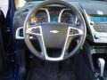 Jet Black Steering Wheel Photo for 2010 Chevrolet Equinox #60365646