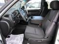 Ebony Interior Photo for 2011 Chevrolet Silverado 1500 #60367509