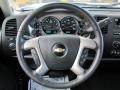 Ebony Steering Wheel Photo for 2011 Chevrolet Silverado 1500 #60367536
