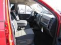 2012 Flame Red Dodge Ram 1500 Express Quad Cab  photo #9