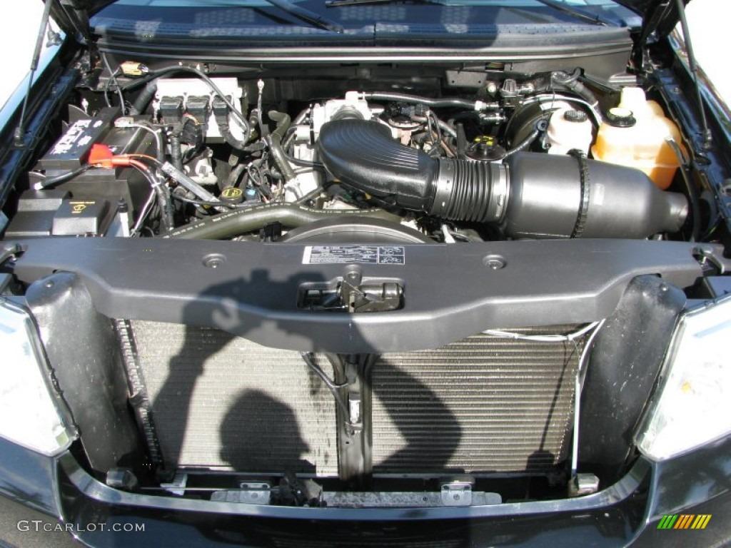 2006 Ford F150 XL SuperCab 4.6 Liter SOHC 16-Valve Triton ...
