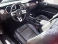 2007 Alloy Metallic Ford Mustang V6 Premium Convertible  photo #9