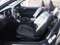2007 Alloy Metallic Ford Mustang V6 Premium Convertible  photo #11