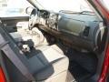 2012 Victory Red Chevrolet Silverado 1500 LT Crew Cab 4x4  photo #9