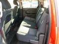 2012 Victory Red Chevrolet Silverado 1500 LT Crew Cab 4x4  photo #13