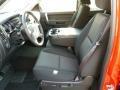 2012 Victory Red Chevrolet Silverado 1500 LT Crew Cab 4x4  photo #15