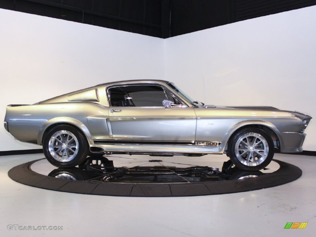 1967 grey metallic ford mustang shelby g eleanor fastback 60379410 photo 10 gtcarlot. Black Bedroom Furniture Sets. Home Design Ideas