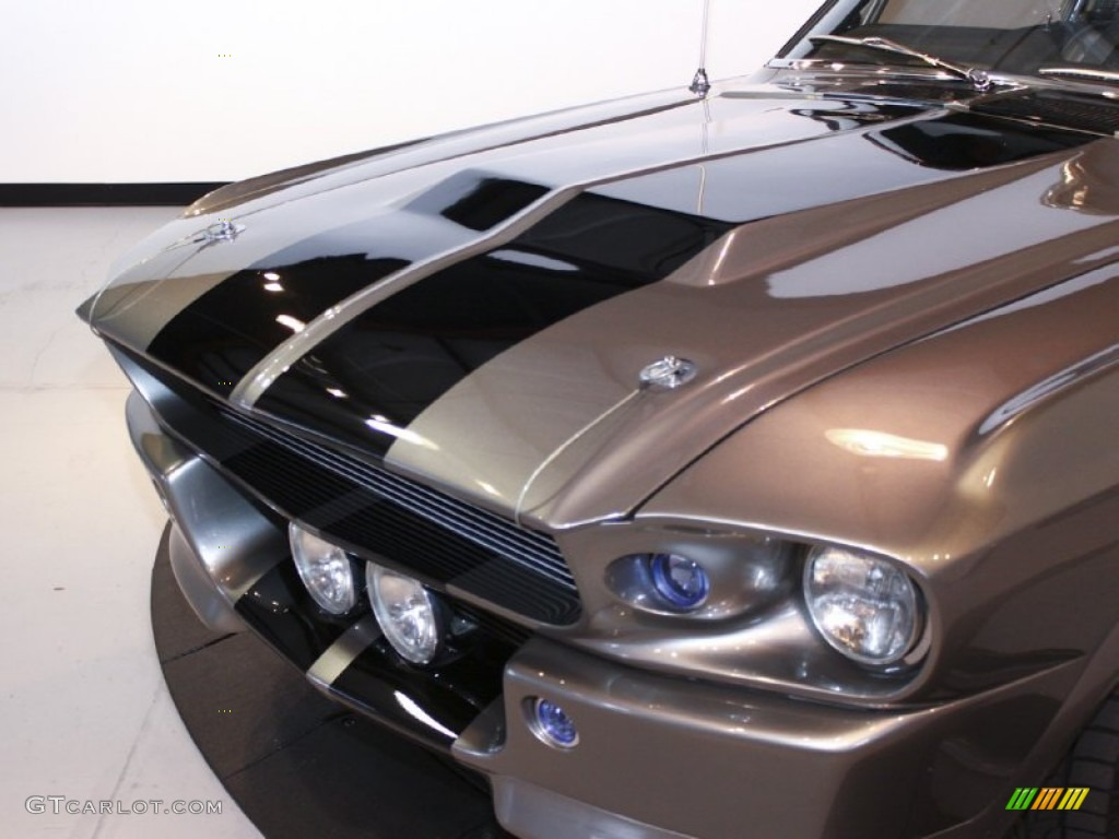 1967 Grey Metallic Ford Mustang Shelby G T 500 Eleanor