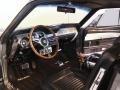 1967 Ford Mustang Black Interior Prime Interior Photo