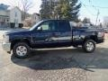 2012 Imperial Blue Metallic Chevrolet Silverado 1500 LT Extended Cab 4x4  photo #1