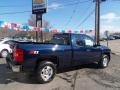 2012 Imperial Blue Metallic Chevrolet Silverado 1500 LT Extended Cab 4x4  photo #6