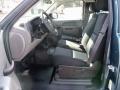 2012 Blue Granite Metallic Chevrolet Silverado 1500 LS Regular Cab 4x4  photo #11