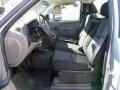 2012 Silver Ice Metallic Chevrolet Silverado 1500 Work Truck Regular Cab 4x4  photo #11