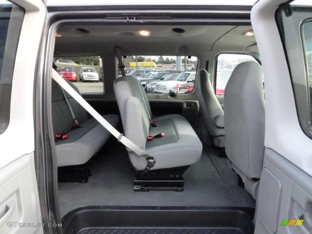2008 ford e series van e350 super duty xlt passenger interior photo 60396104