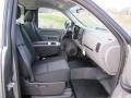 2012 Graystone Metallic Chevrolet Silverado 1500 Work Truck Regular Cab  photo #13