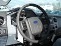2012 Sterling Grey Metallic Ford F250 Super Duty XLT Crew Cab 4x4  photo #10