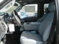 2012 Sterling Grey Metallic Ford F250 Super Duty XLT Crew Cab 4x4  photo #11