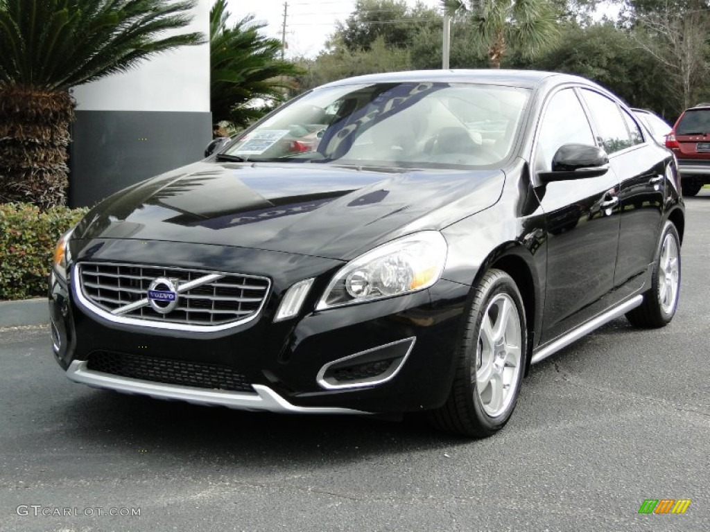 2012 black sapphire metallic volvo s60 t5 60379286. Black Bedroom Furniture Sets. Home Design Ideas