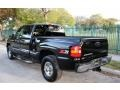 2000 Onyx Black Chevrolet Silverado 1500 LS Extended Cab 4x4  photo #7