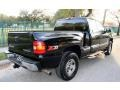 2000 Onyx Black Chevrolet Silverado 1500 LS Extended Cab 4x4  photo #9