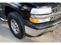 2000 Onyx Black Chevrolet Silverado 1500 LS Extended Cab 4x4  photo #23