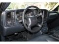 2000 Onyx Black Chevrolet Silverado 1500 LS Extended Cab 4x4  photo #57