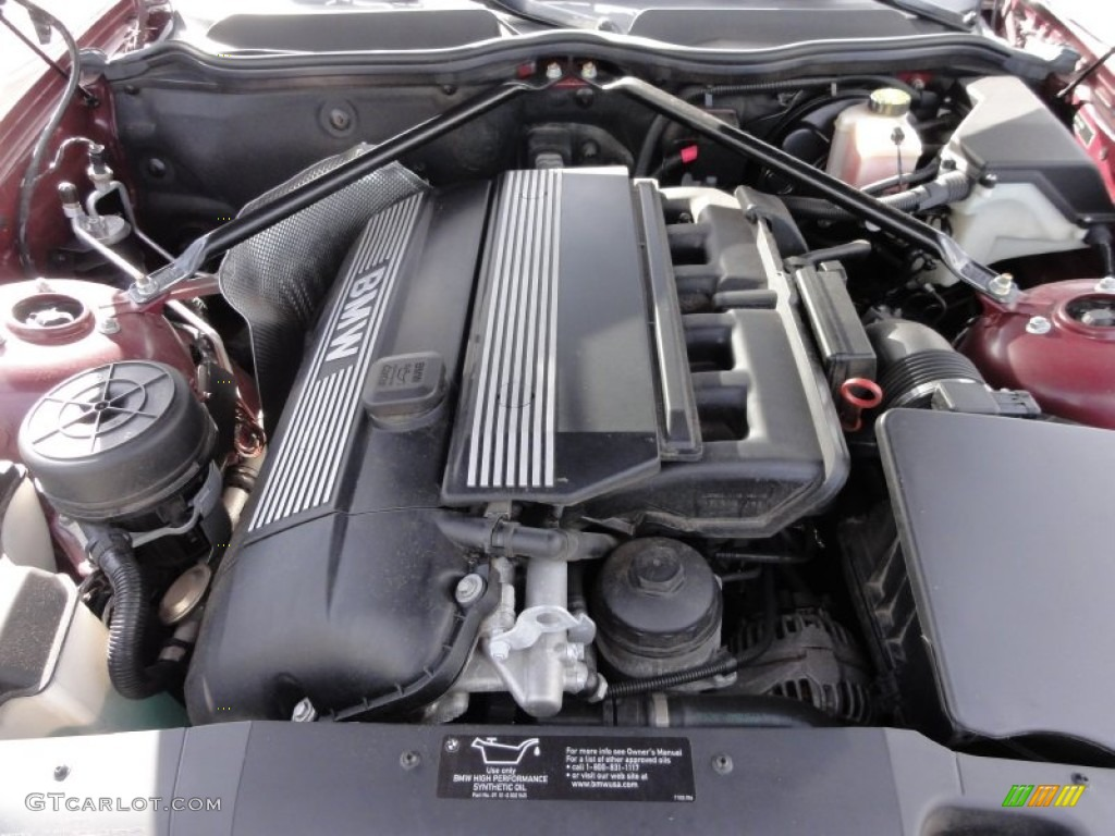 2004 Bmw Z4 3 0i Roadster 3 0 Liter Dohc 24 Valve Inline 6 Cylinder Engine Photo 60423416