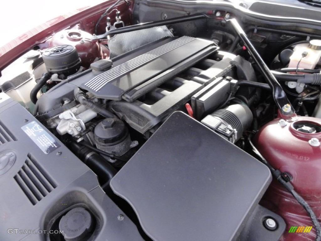 2004 Bmw Z4 3 0i Roadster 3 0 Liter Dohc 24 Valve Inline 6