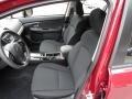 Black Interior Photo for 2012 Subaru Impreza #60446812