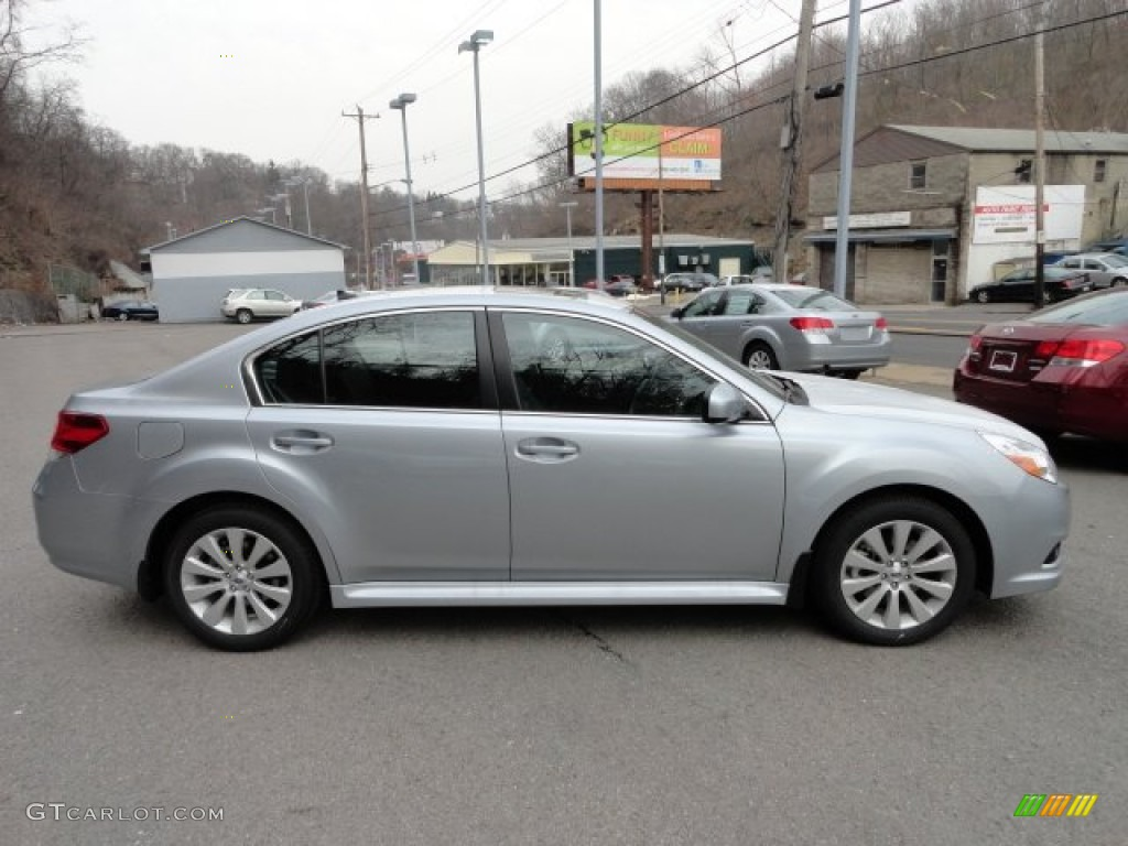Ice Silver Metallic 2012 Subaru Legacy 3 6r Limited