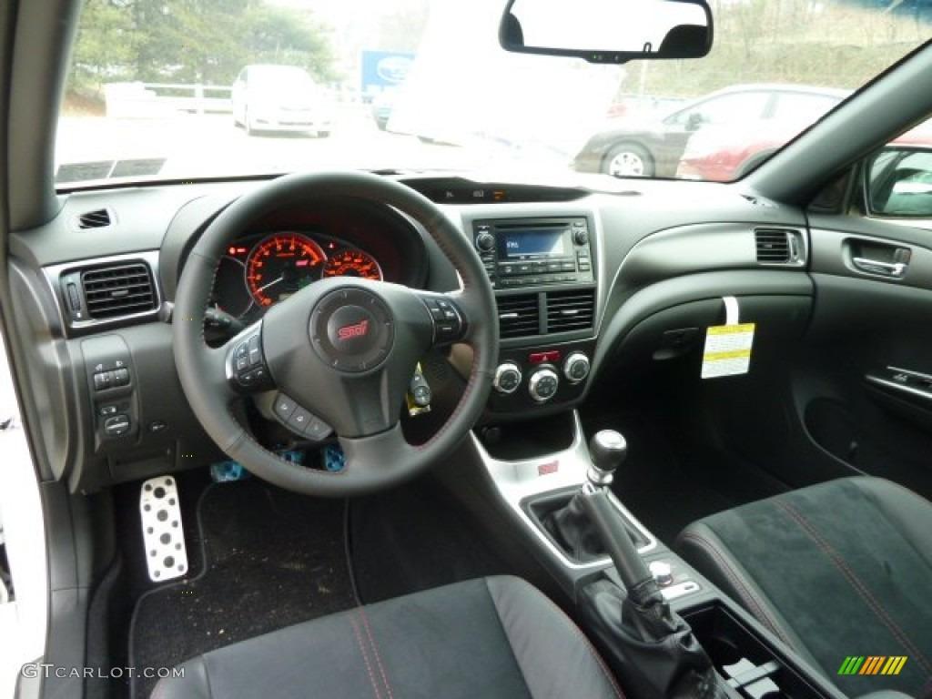 2012 Subaru Impreza Wrx Sti 5 Door Interior Photo 60450166