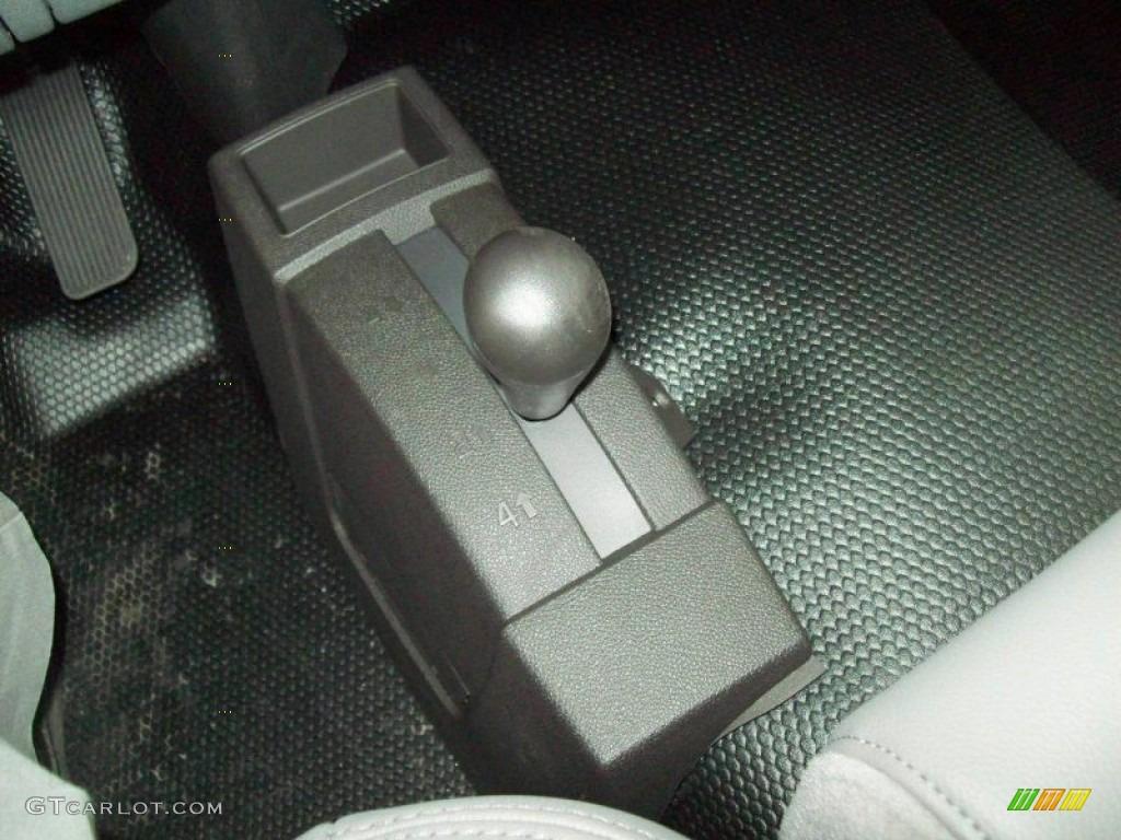 2012 Silverado 1500 Work Truck Regular Cab 4x4 - Silver Ice Metallic / Dark Titanium photo #9