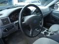 2004 Ford Explorer Gray Interior Steering Wheel Photo