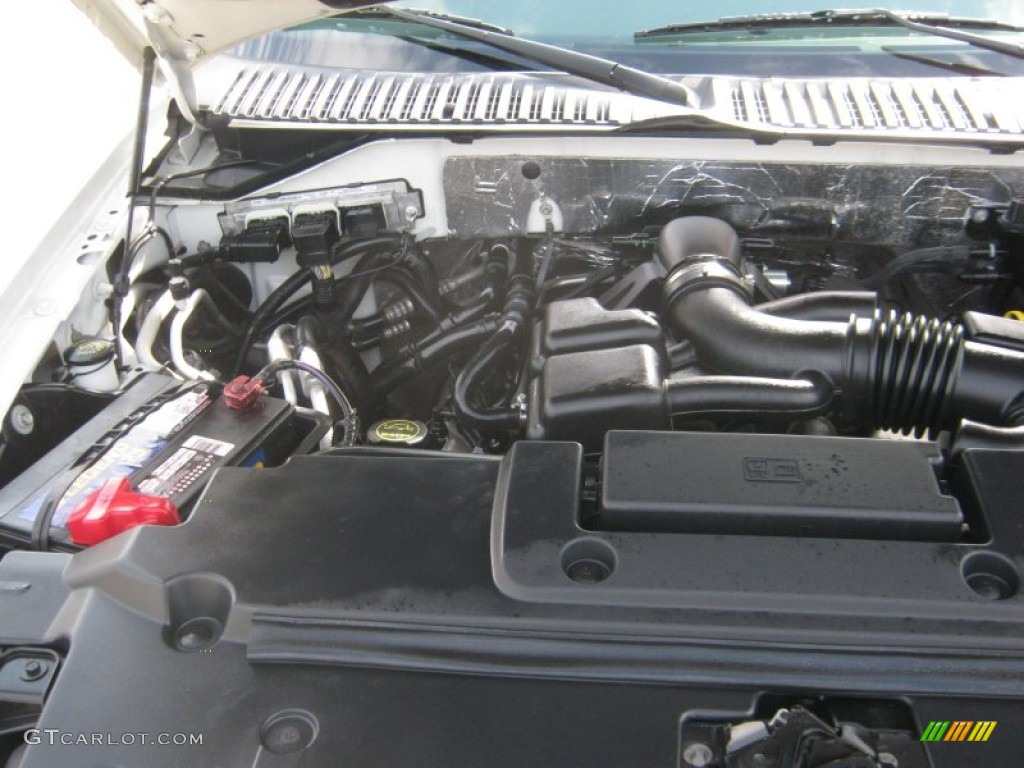 2008 ford expedition xlt 5 4 liter sohc 24 valve triton v8 engine photo 60460140. Black Bedroom Furniture Sets. Home Design Ideas