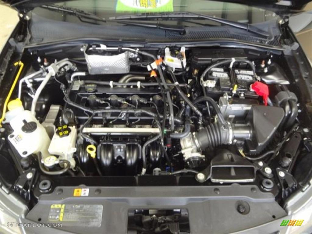 2009 ford focus se coupe 2 0 liter dohc 16 valve duratec 4. Black Bedroom Furniture Sets. Home Design Ideas